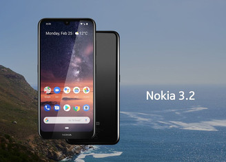 GET EXCITED WITH NEW NOKIA 3.2