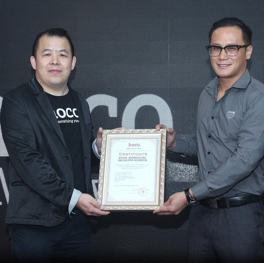 HL03 - Choong Receiving Exclusive  Distr