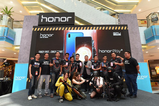 honor PLAY | LATEST REVOLUTIONARY GAMING SMARTPHONE BUILT FOR EVERYONE