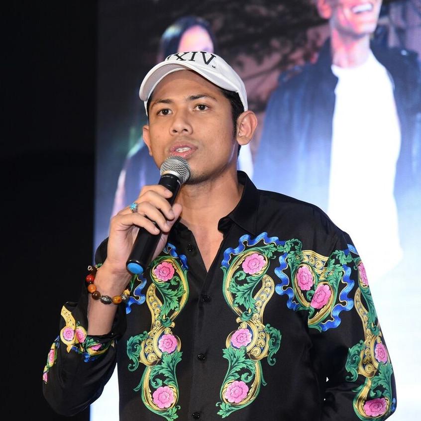 Nabil Ahmad bertindak sebagai Penulis Skrip, Penerbit dan Pengarah Bersama The Hantus, filem TV pertama beliau_preview