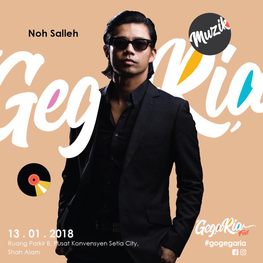 Gegaria Artist (Concert) Main BM-03
