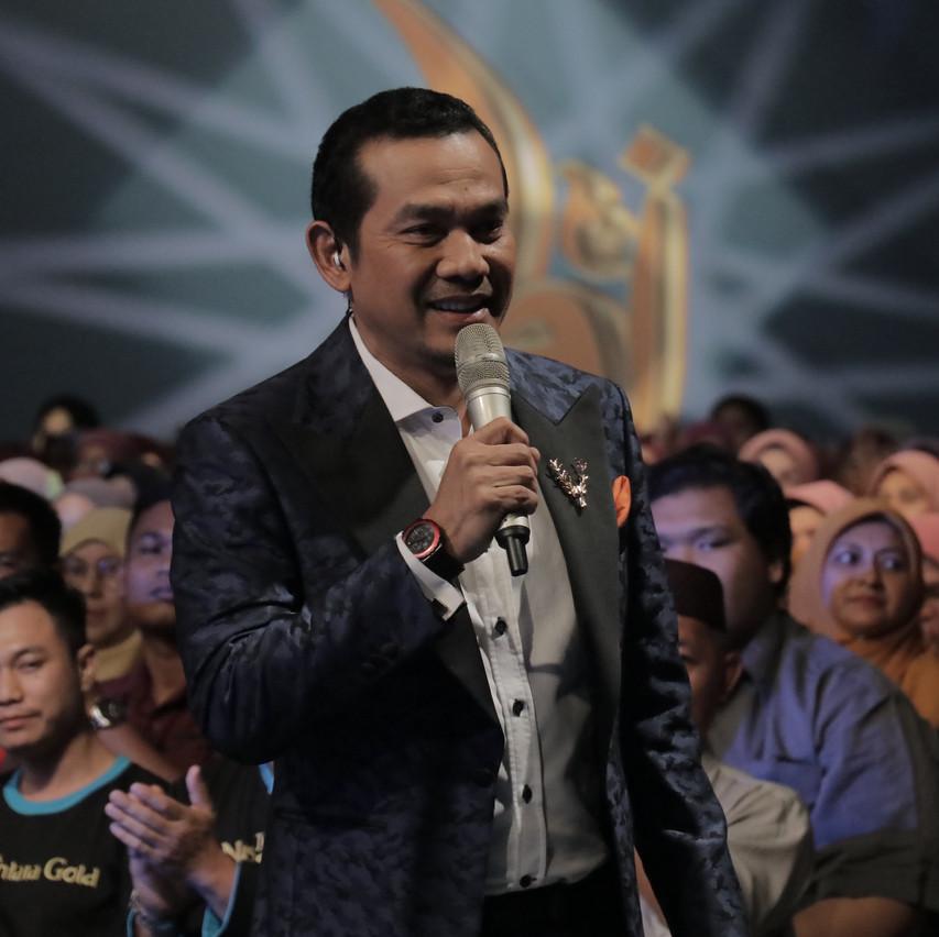 hos - Datuk Rosyam Nor