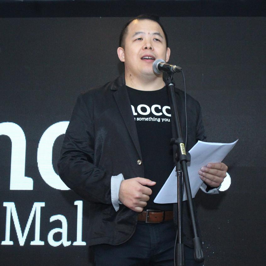HL01 - Choong Sang Joo (Chairman of  Cos