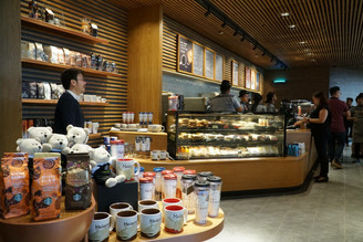 STARBUCKS OPENS 5,000 SQUARE-FOOT FLAGSHIP RESERVE STORE TO CELEBRATE 20 YEARS IN MALAYSIA