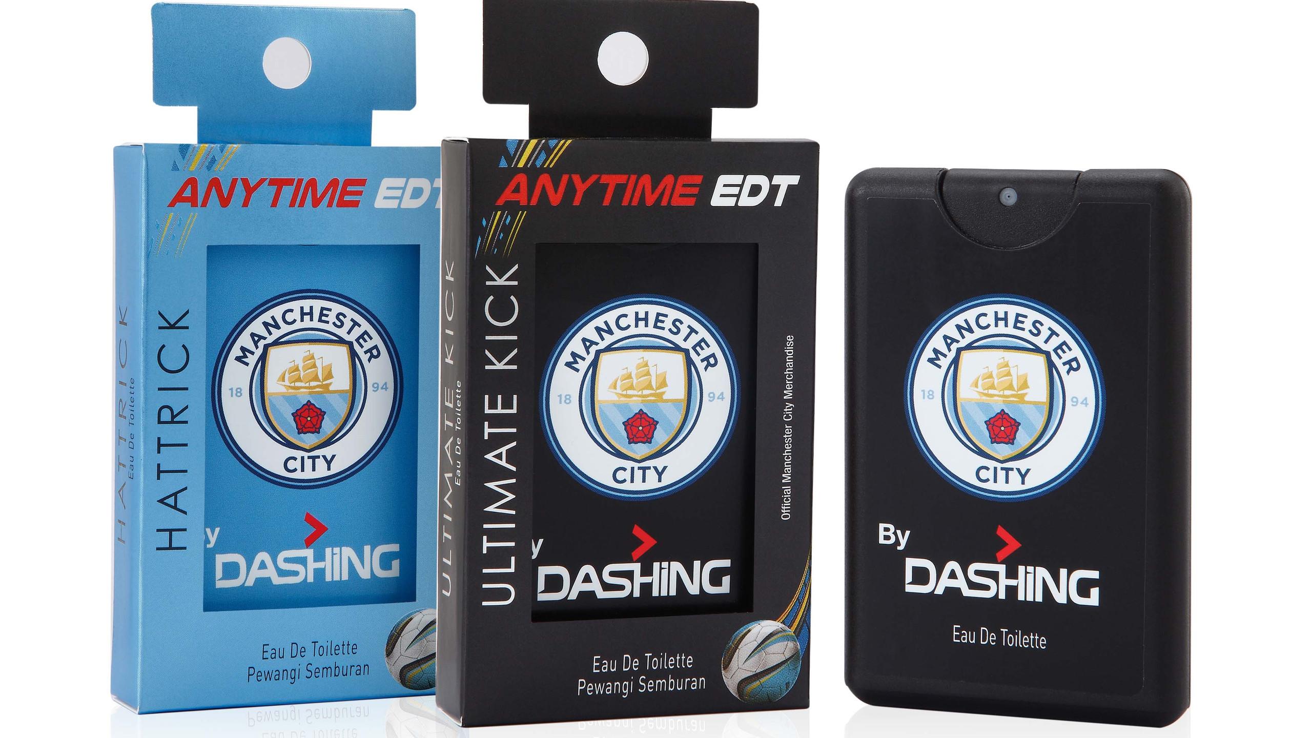 Dashing Anytime EDT Hattrick & U.Kick