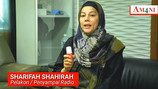 SHARIFAH SHAHIRA TEMUI RAHSIA BANTU MASALAH SAKIT LUTUT IBU