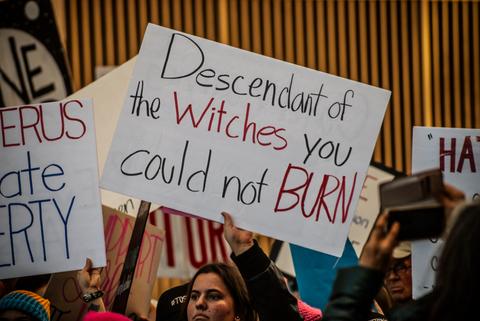 Women's March LA 2019