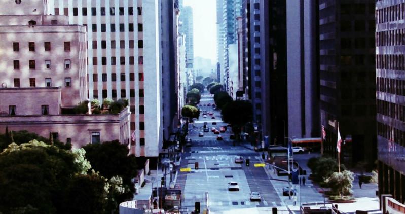 Downtown [Kodak UltraMax 400 on Nikon F4
