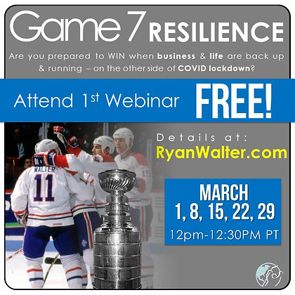 Game 7 Resilience - FREE - first of 5 Training Sessions