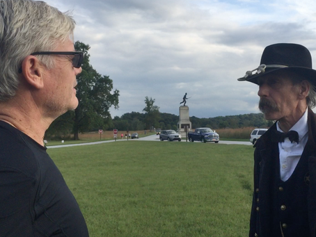 Ryan & Jenn visit Gettysburg!                    4 Leadership ideas to increase Offensive Zone E