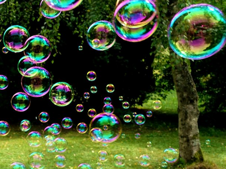 How's your BUBBLE?