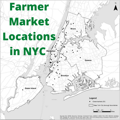 NYC Farmers Market Guide