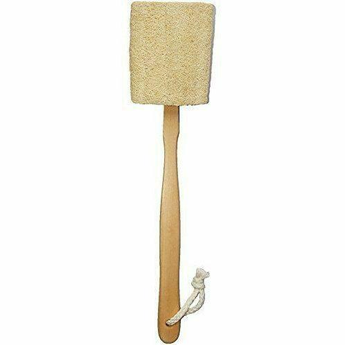 Loofah Brush
