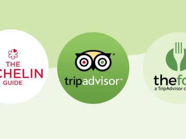 Michelin будет сотрудничать с TripAdvisor и TheFork