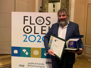 Марко Черветти стал лучшим шеф-поваром по версии Flos Olei