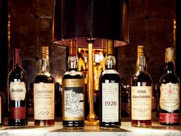 Коллекцию виски пустят с молотка за $10 миллионов
