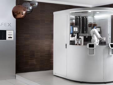 В аэропорту Сан-Хосе кофе готовит робот