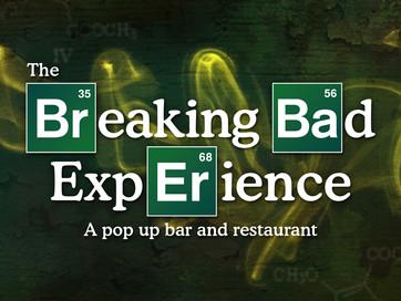 В Голливуде открылся ресторан в стиле Breaking Bad