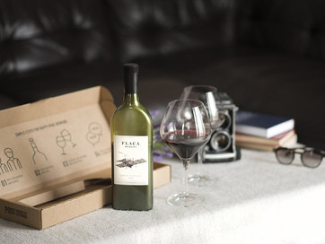 В Великобритании выпустили эко-бутылку для вина