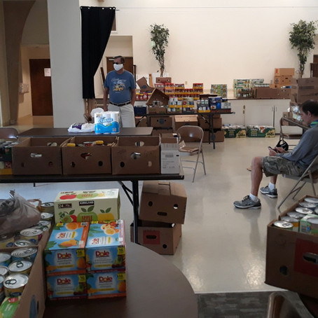 4/25/2020: Emergency Food Drive