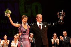 Torino 2011 - Campeões Europa Tango de Salão