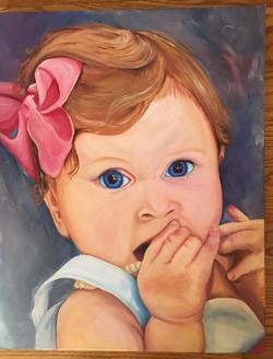 Addys painting portrait 2016