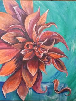 Carolyn's flower