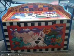 Commission Custom Toy Box