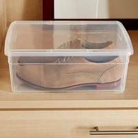 Our Men's Shoe Box Cases