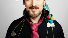 BOY GEORGE in Lili's Song!