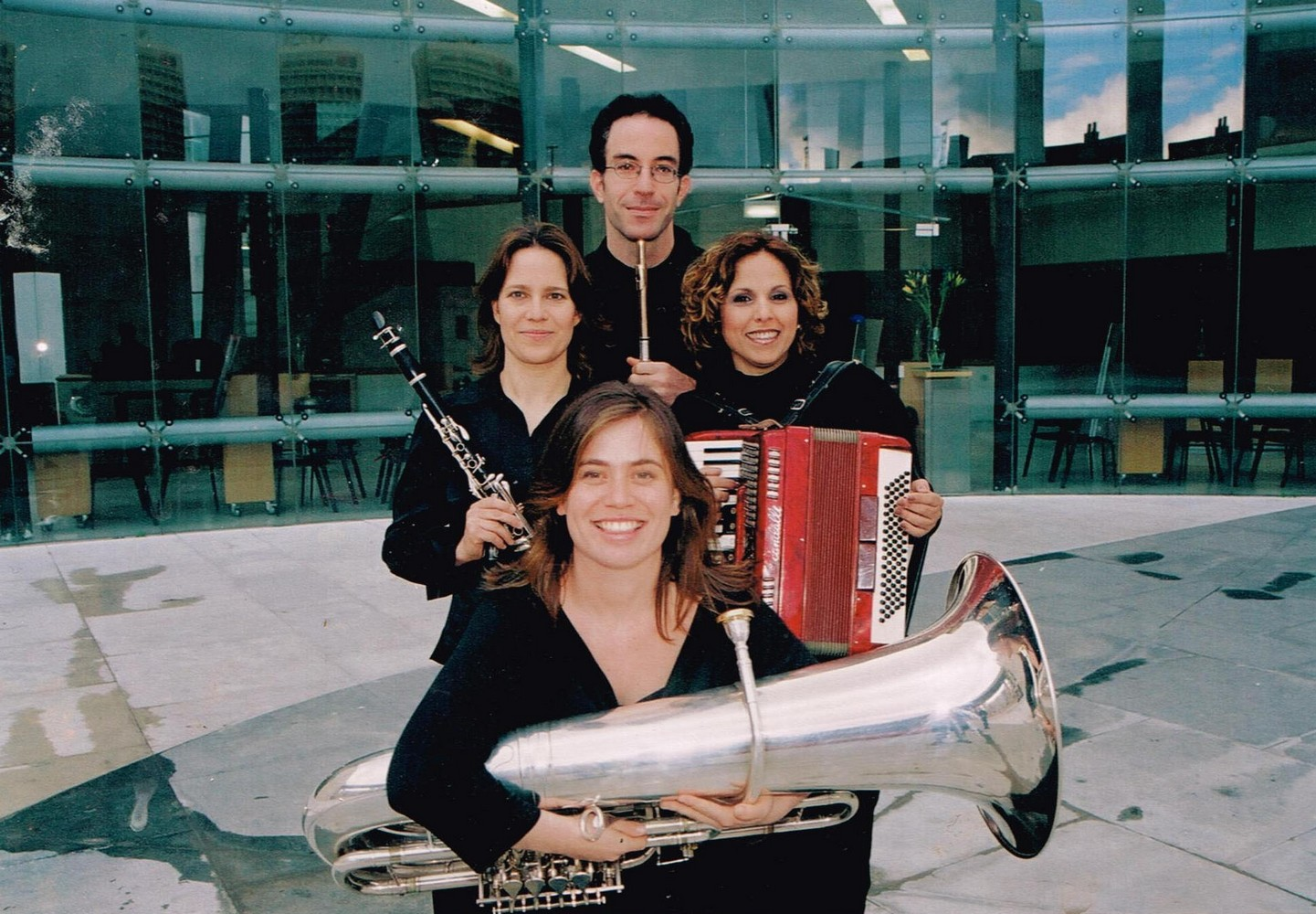Avital Handler and colleagues