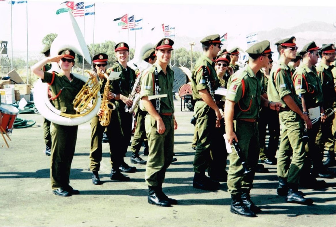 Israel's & Jordan Peace Treaty