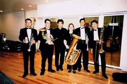 Pacific music festival, Japan, 1998