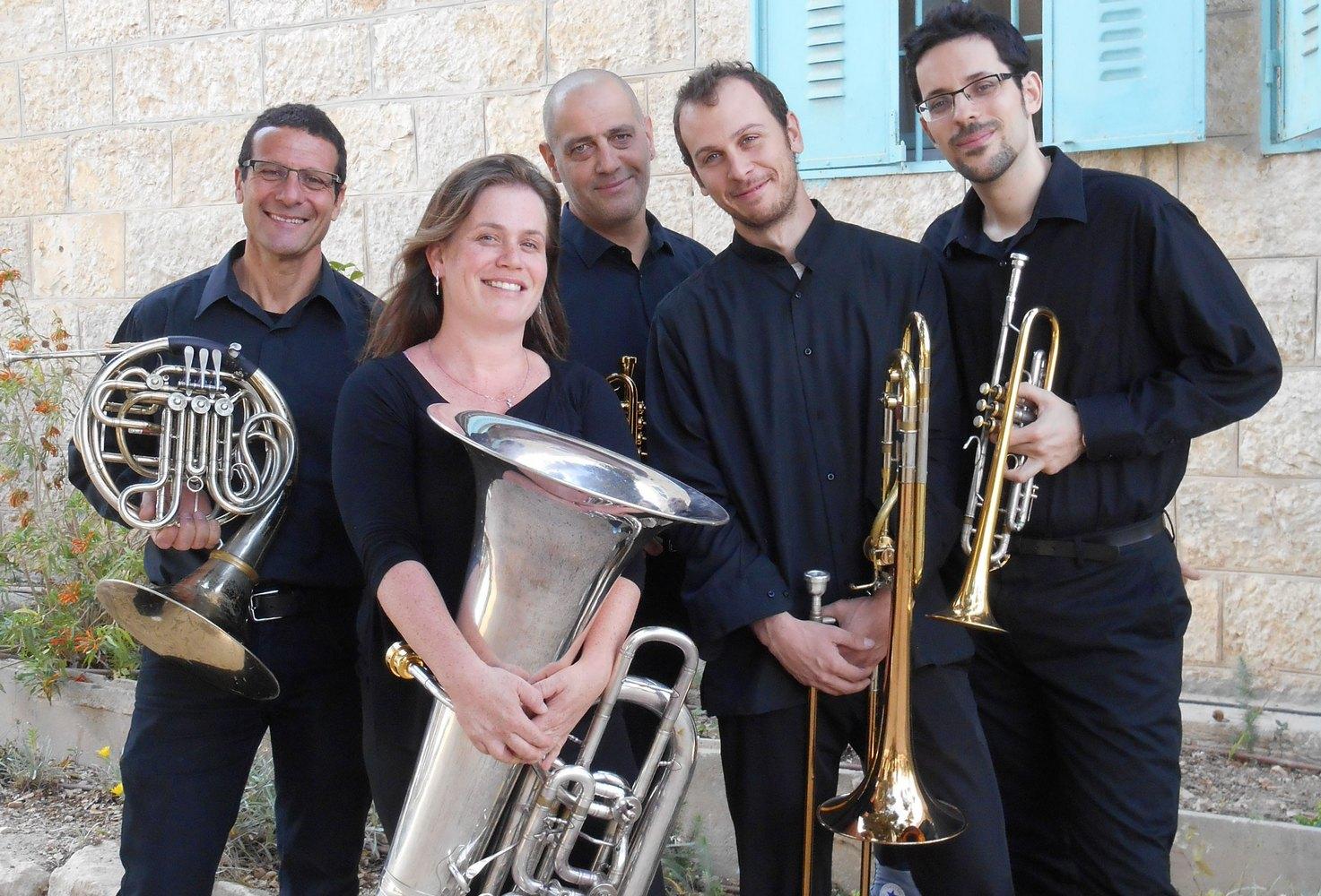 IBQ Israel Brass Quintet