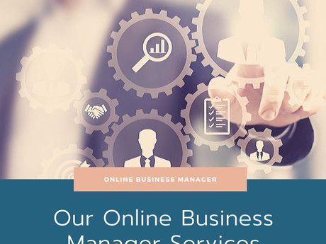 Online Business Manager (OBM) Service