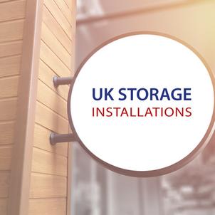 UK Storage Installations