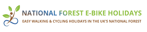 National Forest Walking and Cycling Holiday logo