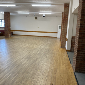 Main Hall from Kitchen