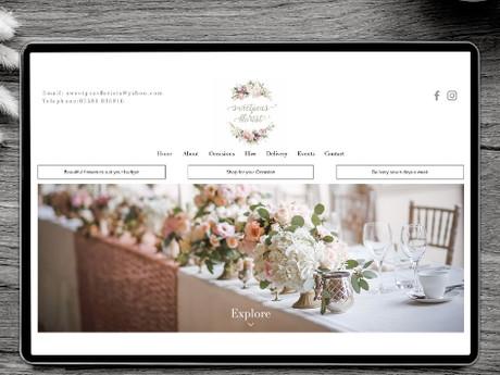 Florists - Website
