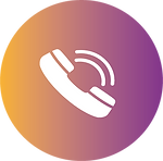 Telephone icon for HEIER. Evaluation and impact consultants in Derbyshire.