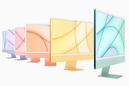 iMac 2021 IT support in Nottingham