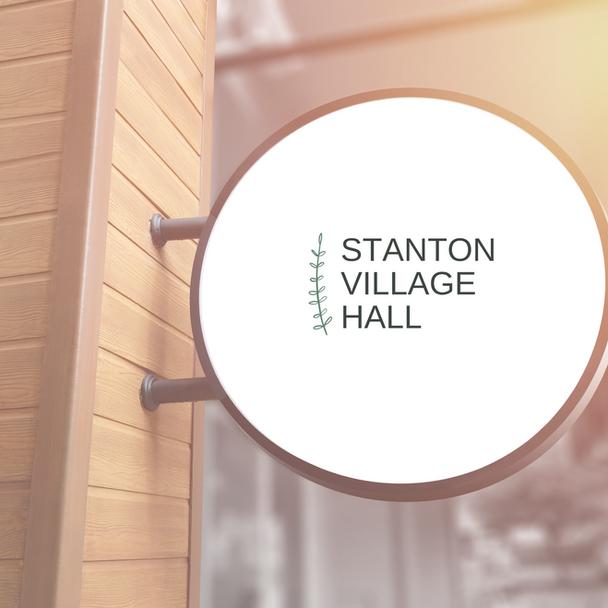 Stanton Village Hall Logo