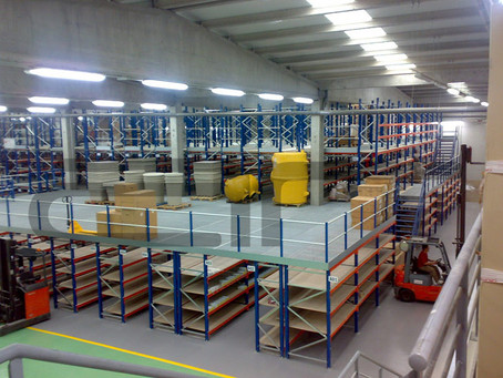 Multi-tier racking systems