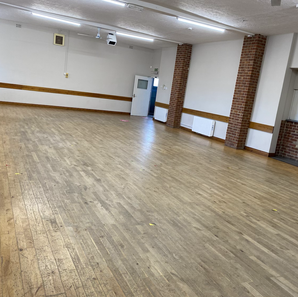 Hall from Storage Room