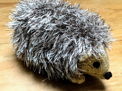 Henrietta Snuffly Hedgehog looking for a good home..