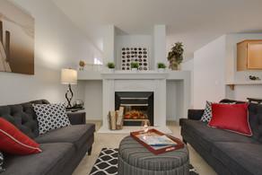 Cozy Califronia Living Area