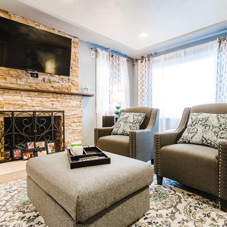 San Diego Living Room