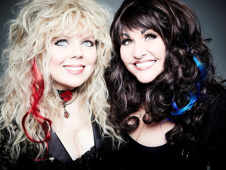 KRISTY JOHNSON & CASEY NICOLE FOUND A NEW WORLD AS ULTIMATE HEART TRIBUTE BAND