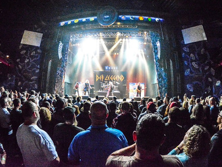 Denton Drive Live! 2021 Concert Series