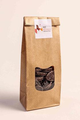 Fèves chocolat noir 72% Araguani Venezuela  - 200 g